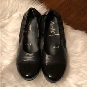 SEMLER SELECT WOMEN PUMPS PATENTED LEATHER SIZE